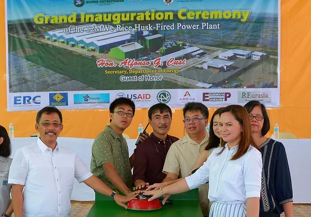 GREEN INNOVATION FOR TOMORROW CORP. INAUGURATION