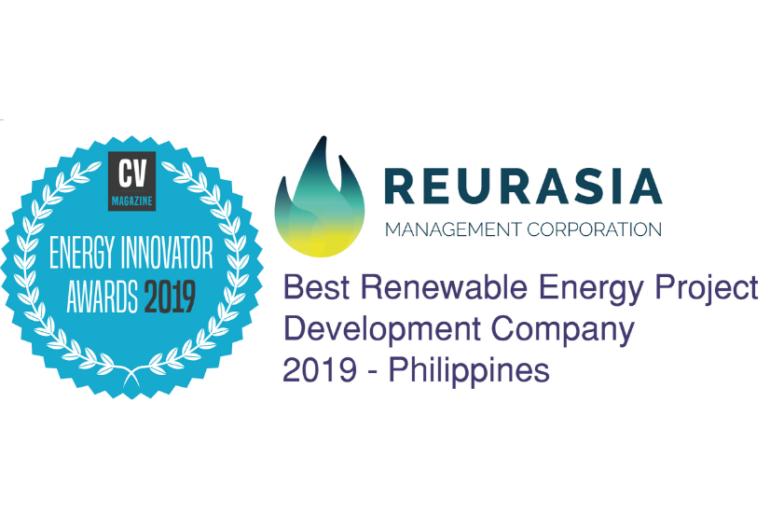 Best Renewable Energy Project Development Company 2019 – Philippines