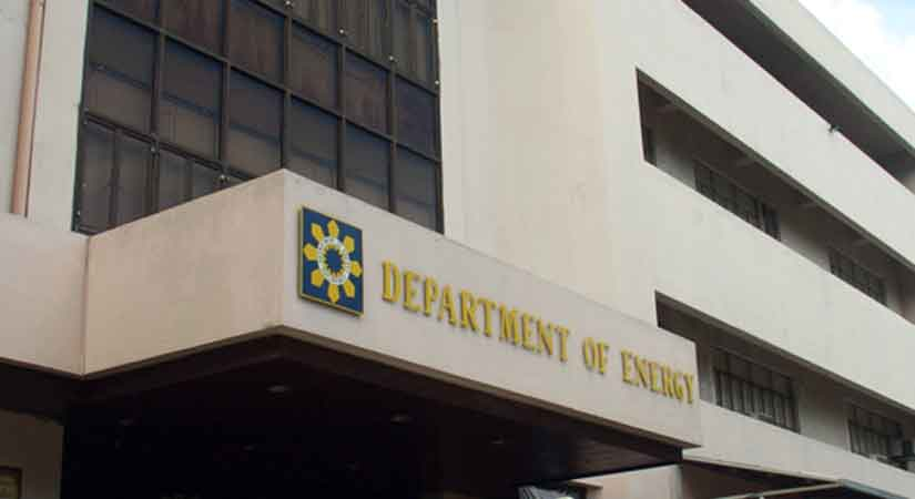 Philippines . - Department Of Energy