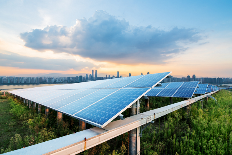 Advantages of Solar Energy on the Environment
