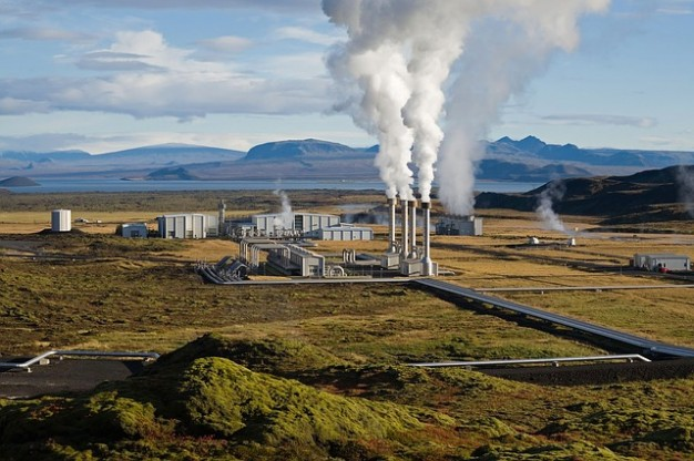 Positive Effects of Geothermal Energy To the Environment