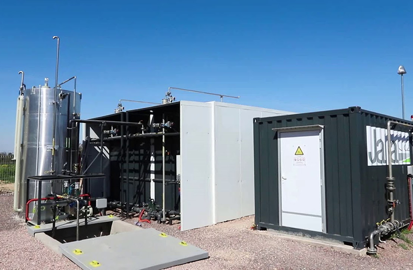 Biogas Energy Solutions - Reurasia