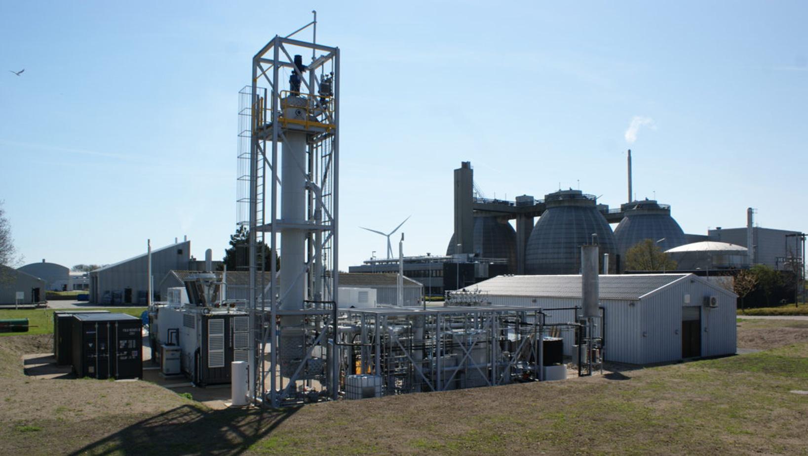 Biogas Energy - Reurasia