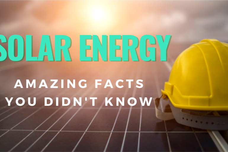 7 Amazing Solar Facts You Must Know