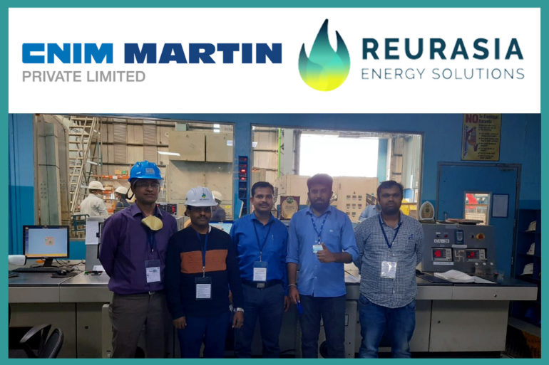 REURASIA works for CNIM Martin Private Limited (CMPL) and witnessed the Factory Acceptance Test of 40 Mwe Alternator for Belgrade waste-to-energy project.