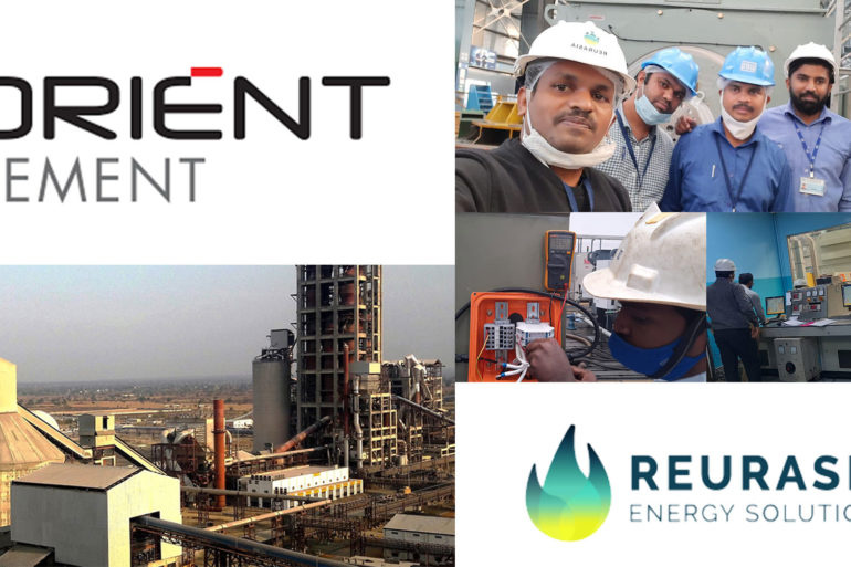 REURASIA provides Distributed Control System (DCS) maintenance for Orient Cement