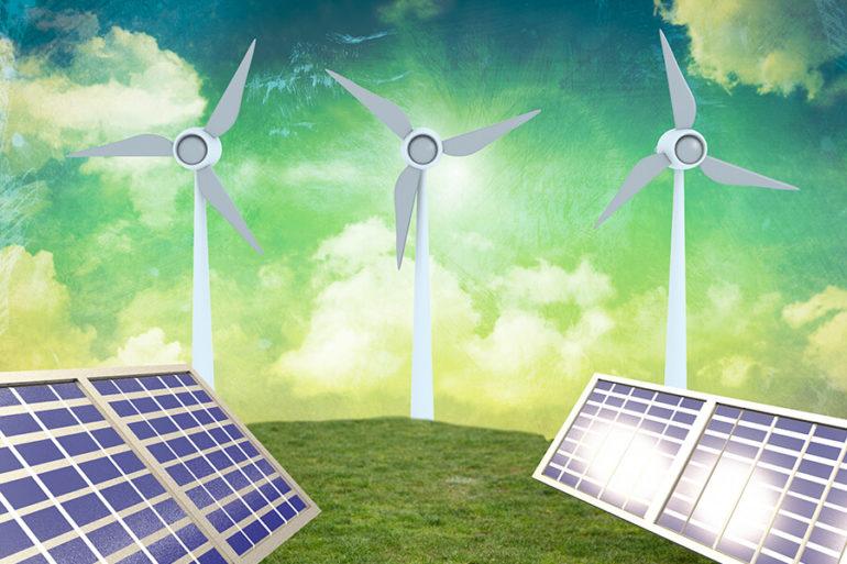 Renewable energy to dominate worldwide electricity capacity