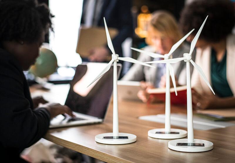 Renewable energy investor