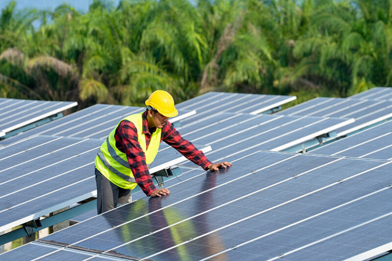 Philippines Transition To Renewables During Duterte's Term